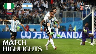Download Nigeria v Argentina - 2018 FIFA World Cup Russia™ - Match 39 Video