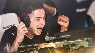 Download CS:GO - BEST OF KENNYS! - Inhuman Reactions! AWP Flickshot Highlights! (Clutches,Aces,Plays) Video