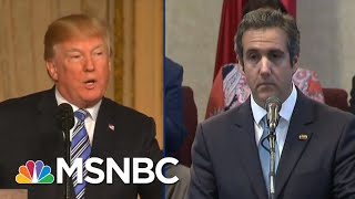 Download New Report: Michael Cohen Expects Trump Ally Attacks To 'Ramp Up' | The Beat With Ari Melber | MSNBC Video