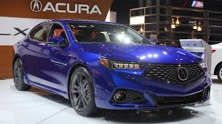 Download 2018 Acura TLX - FIRST LOOK Video