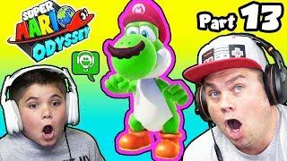 Download Mario Odyssey 13 Finding Yoshi by HobbyKidsGaming Video