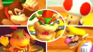 Download Mario Party The Top 100 - All Bosses Video