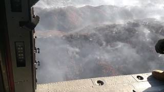 Download National Guard footage of Gatlinburg fire Video