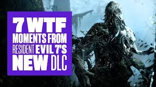 Download 7 WTF Moments From Resident Evil 7 Not a Hero and End of Zoe DLC Video