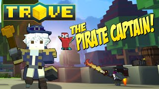 Download Trove Class Guide & Tutorial ✪ The Pirate Captain (Pirate Lord)! Video