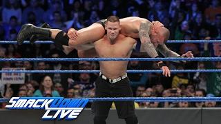 Download John Cena vs. Randy Orton: SmackDown LIVE, Feb. 7, 2017 Video