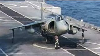 Download Indian Navy's latest addition to their fleet - MiG-29K Video