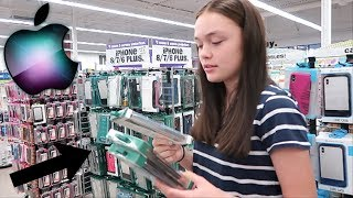 Download iPhone Case Shopping Challenge in 5 MINUTES! Video