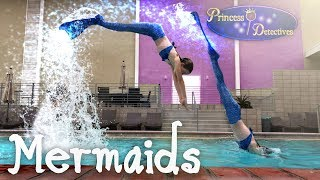 Download Mermaids Fly Over Mystery Waters! Video
