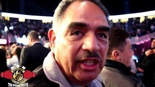 Download ABEL SANCHEZ SAYS ″WARD WON'T SIGN CONTRACT FOR KOVALEV REMATCH..FIGHT WON'T HAPPEN″ Video