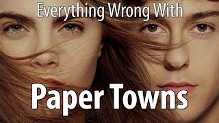 Download Everything Wrong With Paper Towns In 15 Minutes Or Less Video