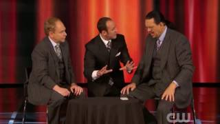 Download MAD Penn and Teller FOOLED by the BEST CARD TRICK OF ALL TIME !! On Fool Us Video