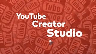 Download How to Use the YouTube Creator Studio | Ep 3B - Filmora.io YouTube Masterclass Video