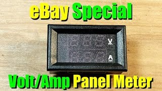 Download eBay Volt Amp Meter How to Video