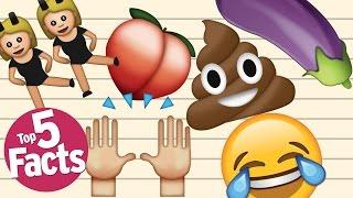Download Top 5 Fun Emoji Facts Video