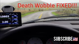 Download How I solved DEATH WOBBLE on My Dodge Ram 2500 Video