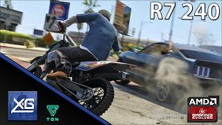 Download Grand Theft Auto V On AMD Radeon R7 240 2GB GDDR3 Video