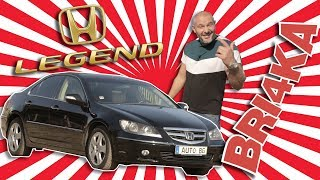 Download Bri4ka Honda Legend - Легендата! Video