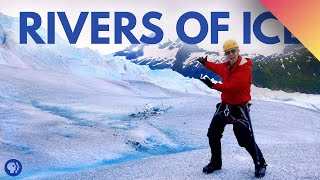Download How Do Glaciers Move? Video