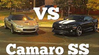 Download 1999 Chevy Camaro SS VS 2010 Chevy Camaro SS Video