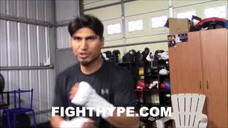 Download MIKEY GARCIA RECALLS SPARRING PACQUIAO IN HIS PRIME; DESCRIBES FIRST TIME HE GOT CAUGHT WITH LEFT Video
