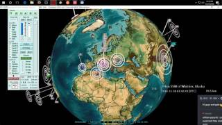 Download 11/27/2016 - West Coast US Earthquake Watch - West Pacific Unrest brewing again Video