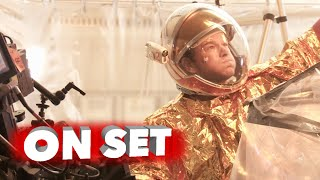 Download The Martian: Behind the Scenes Movie Broll - Matt Damon, Ridley Scott, Kate Mara Video