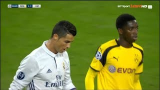 Download The first time Ousmane Dembele met Cristiano Ronaldo Video