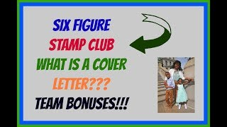 Download How to have success with Six Figure Stamp Club MUST WATCH Team Bonuses Video