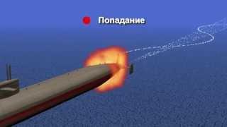 Download Подводная лодка и торпеда Video