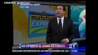 Download Watch Mexico Earthquake Shake Live TV Broadcast Video