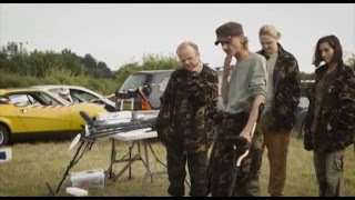 Download Behind the Scenes of Detecotrists with Mackenzie Crook Video