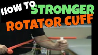 Download Rotator Cuff Strengthening Exercises with the ROTATER Video