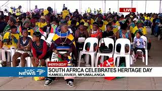 Download UPDATE: Heritage Day Celebrations in Mpumalanga Video