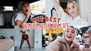 Download *THE BEST* Weekend in My Life Video