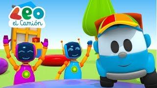 Download Leo el Pequeño Camión - Videos educativos para niños - Formas y colores en español Video