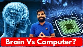 Download Human Brain Vs Computer | Neural Networks Explained Video