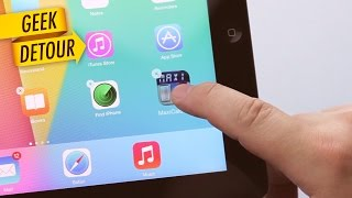 Download How to Delete Apps on iPad and iPhone? How to Move Icons on iPad? Organize apps in folders on iOS Video