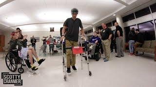 Download SCOTTY WALKS ON HIS BIRTHDAY! Video