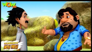 Download The Scientist Neighbors - Motu Patlu in Hindi - 3D Animation Cartoon for Kids -As on Nickelodeon Video