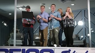 Download An Amazing Surprise for Ellen's GEICO Skybox Challenge Winners Video