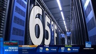 Download Facebook's Prineville Data Center Video