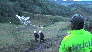 Download Un avion transportant l'équipe brésilienne de football Chapecoense s'est écrasé en Colombie Video
