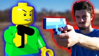 Download LEGO meets Minecraft - Full Lego Wars Animation Movie!!! (Minecraft Animation) Video