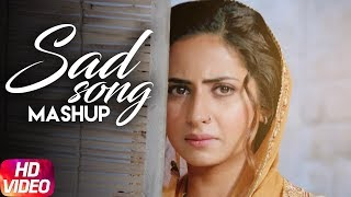 Download Sad Song Mashup | Punjabi Special Songs Collection | Speed Records Video