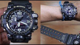 Download CASIO G-SHOCK MUDMASTER GWG-1000-1A TRIPLE SENSOR - UNBOXING Video