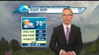 Download Noah's Thursday Evening Forecast 4-27-17 Video