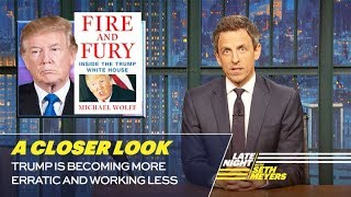 Download Trump Is Becoming More Erratic and Working Less: A Closer Look Video