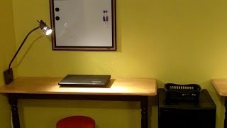 Download How to Make an Incredible Almost Free Laptop Desk Video