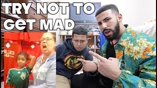 Download TRY NOT TO GET MAD OR ANGRY CHALLENGE!! Video